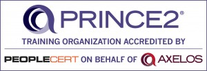 PRINCE2 Accredited training courses logo